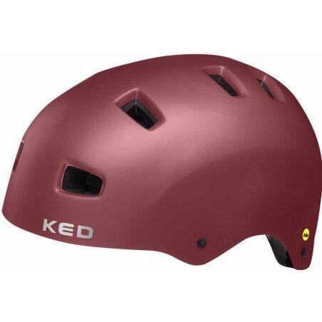 KED Citro Helm merlot matt