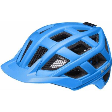 KED Crom MTB-Helm blue matt