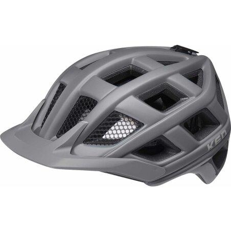 KED Crom MTB-Helm dark grey matt