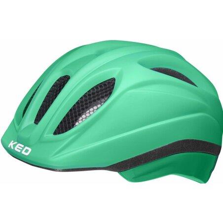 KED Meggy II Kinder-Helm green matt