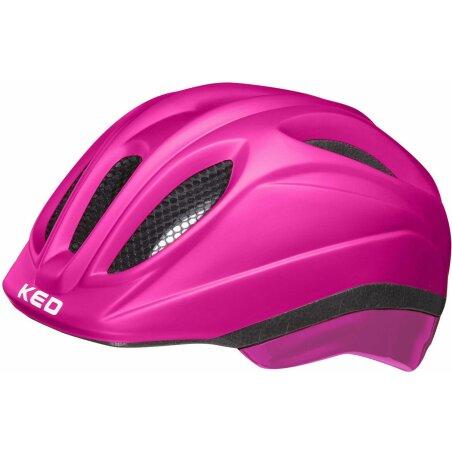 KED Meggy II Kinder-Helm pink matt
