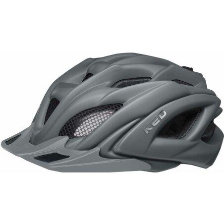 KED Neo Visor MTB-Helm dark grey matt XL/59-64 cm