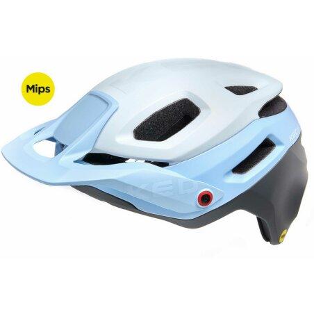 KED Pector ME-1 MTB-Helm faded denim matt