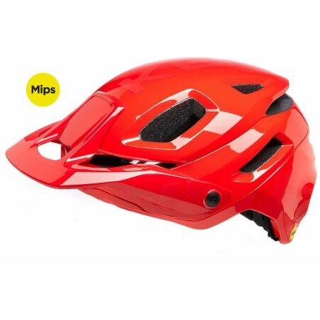 KED Pector ME-1 MTB-Helm fiery red