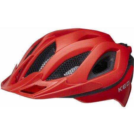 KED Spiri Two MTB-Helm fiery red matt