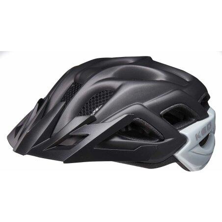 KED Status Junior Kinder-Helm black matt