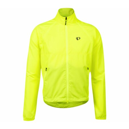 Pearl Izumi Quest Barrier Convertible Jacke screaming yellow