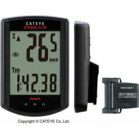 Cat Eye Strada Wireless CC-RD 310 W Fahrradcomputer schwarz