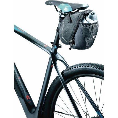 Deuter Bike Bag Bottle Satteltasche black