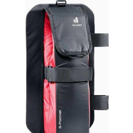 Deuter E-Pocket Fahrradtasche black