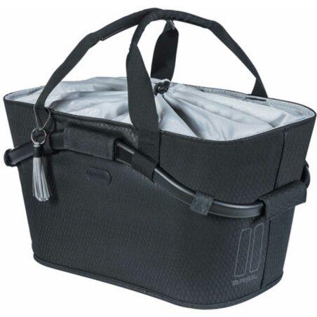 Basil Carry All MIK Gepäckträgerkorb schwarz