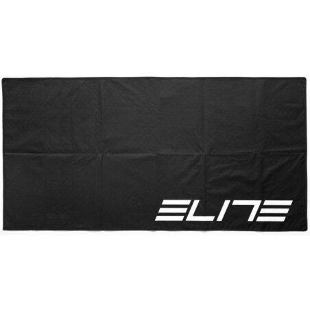 Elite Faltmatte für Rollentrainer schwarz 1,800 mm x...