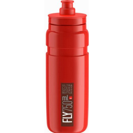 Elite Fly Trinkflasche rot