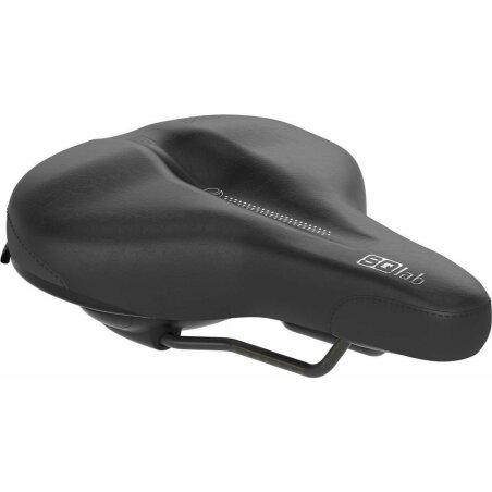 SQlab 621 Ergolux® active 2.0 Sattel schwarz
