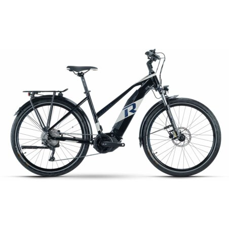 "Raymon TourRay E 5.0 500 Wh E-Bike 27,5"" Trapez..."