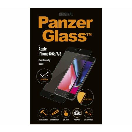 PanzerGlass Handyschutz iPhone 6/6S/7/8/SE 2020