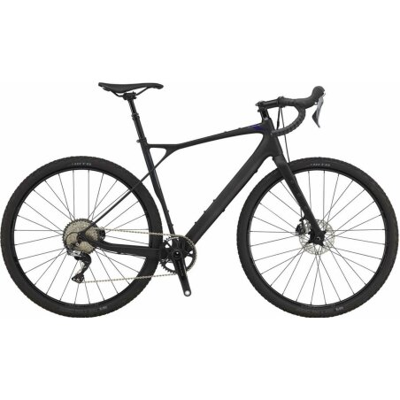 """GT Grade Carbon Pro Gravelbike 28"""" raw"""