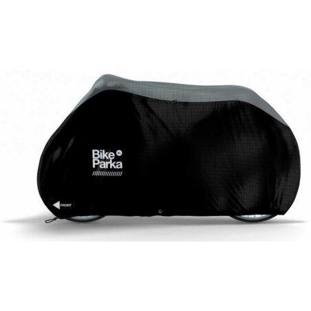 BikeParka XL Fahrradabdeckung schwarz 225 cm x 140 cm