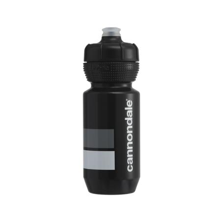 Cannondale Block Gripper Trinkflasche black/white