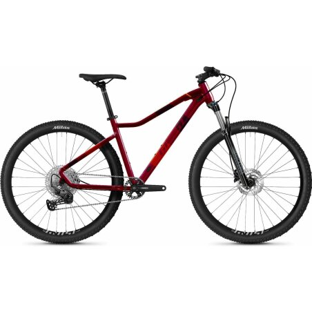 """Ghost Lanao Pro MTB-Hardtail 27,5"""" cherry/red"""