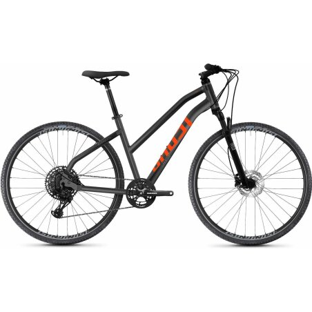 """Ghost Square Cross Essential Fitnessbike Trapez 28""""..."""