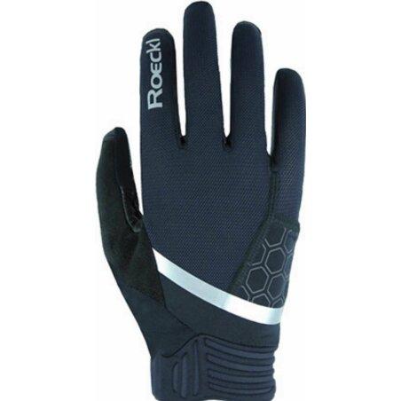Roeckl Bike Morgex Handschuhe langfinger schwarz