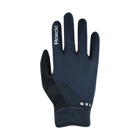 Roeckl Bike Mori Handschuhe langfinger schwarz