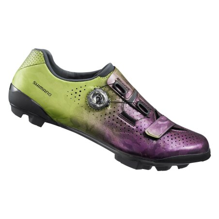 Shimano SH-RX8P Gravel-Schuhe purple