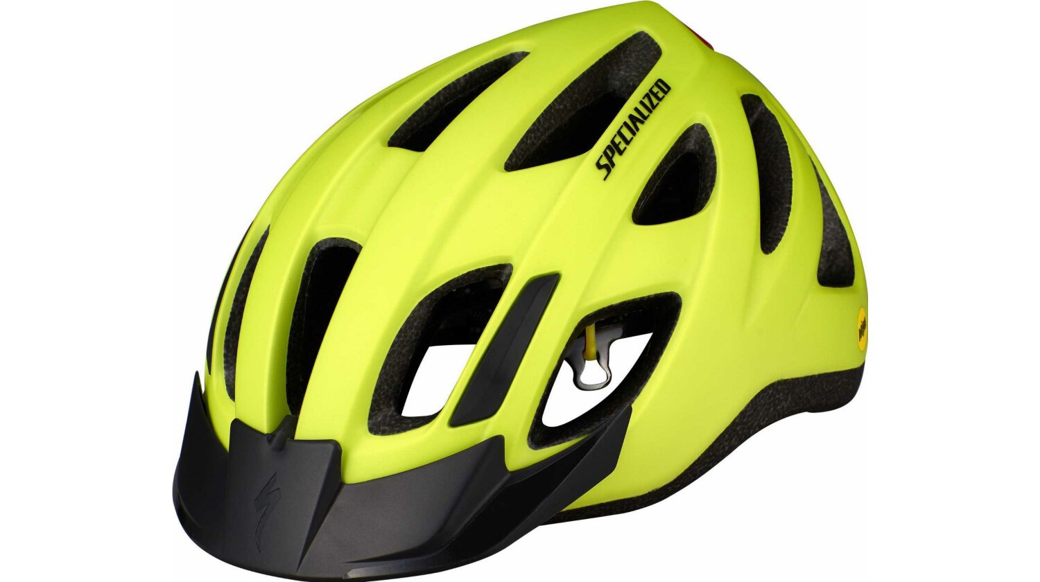 Specialized Centro LED Mips Helm hyper green (55-60 cm)