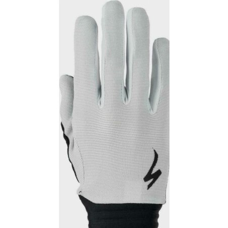 Specialized Mens Trail Handschuhe langfinger dove grey