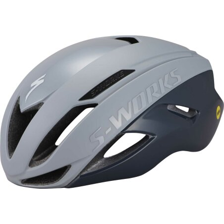 Specialized S-Works Evade Mips Helm cool grey/slate