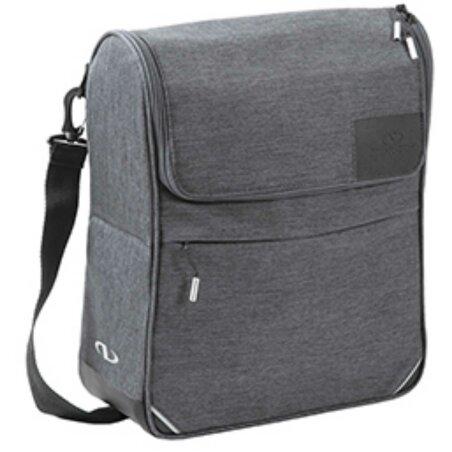 Norco Glenbury City Gepäckträgertasche tweed grey