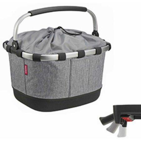 KLICKfix Carrybag GT Gepäckträgertasche mit...