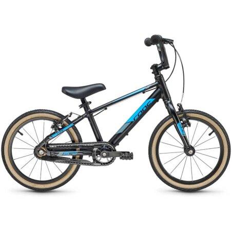"""Cone RSL 160 Kinderrad Diamant 16"""" schwarz/blau/grau"""