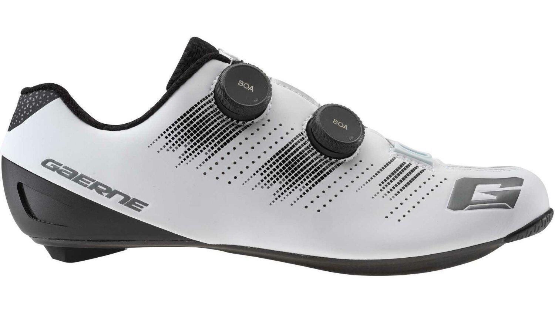 Gaerne Carbon G.Chrono BOA Rennradschuhe matt white