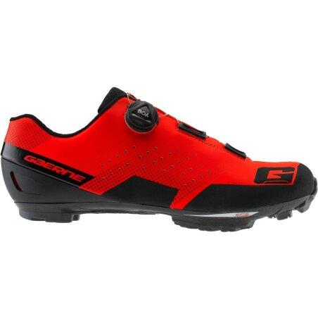 Gaerne Carbon G.Hurricane BOA MTB-Schuhe matt red