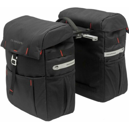 New Looxs Doppelpacktasche Vigo Double II MIK black
