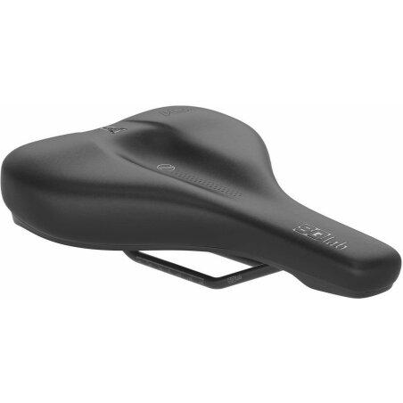 SQlab 601 Ergolux® Sattel schwarz