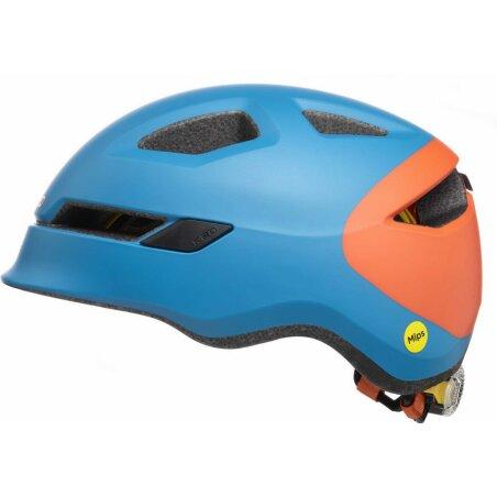 KED POP Kinder-Helm petrol orange