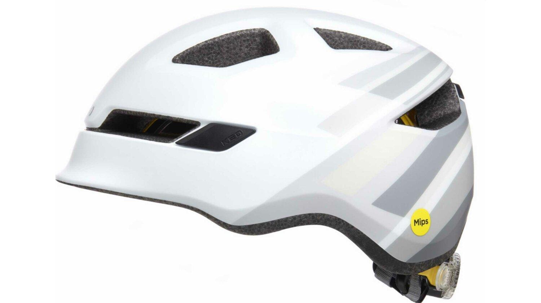 KED POP Kinder-Helm grey