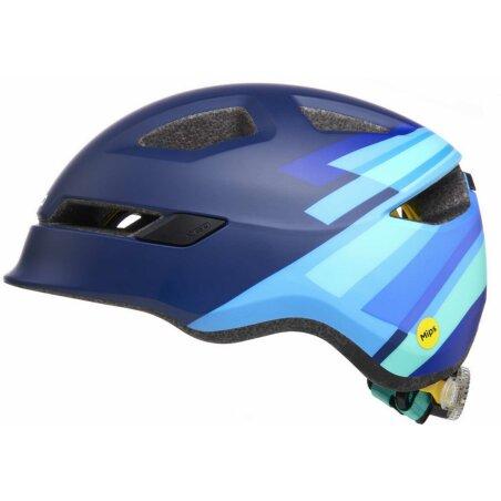 KED POP Kinder-Helm blue
