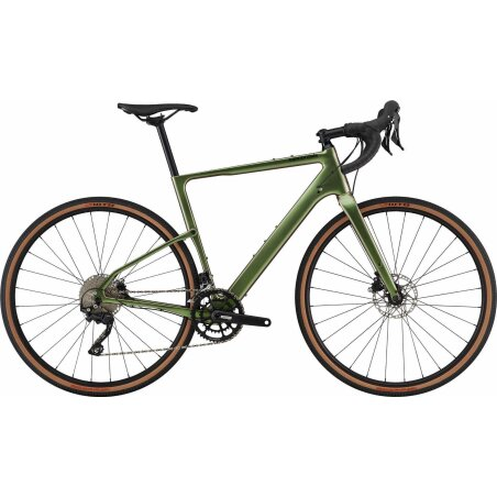 """Cannondale Topstone Carbon 6 Gravelbike 28"""" beetle..."""