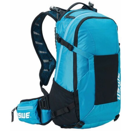 USWE Rucksack Shred malmoe blau 16 L
