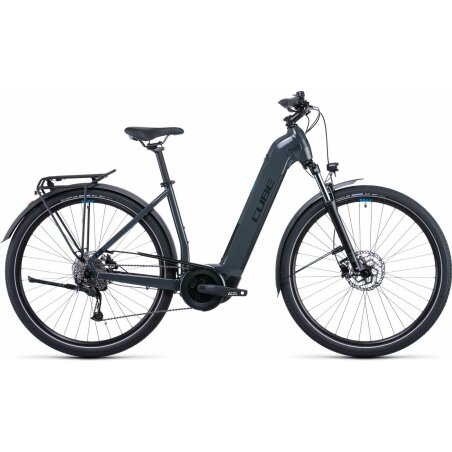 """Cube Touring Hybrid ONE 500 Wh E-Bike Easy Entry 28""""..."""