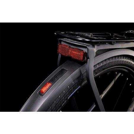 """Cube Kathmandu Hybrid ONE 625 Wh E-Bike Diamant 28"""" grey´n´teak"""