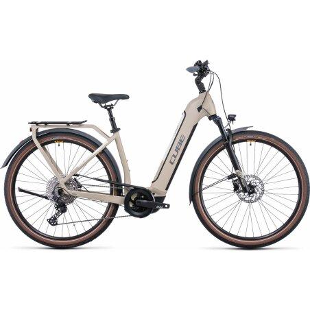 Cube Kathmandu Hybrid Pro 625 Wh E-Bike Easy Entry...