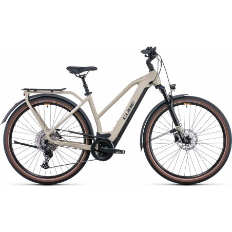 "Cube Kathmandu Hybrid Pro 625 Wh E-Bike Trapeze 28""..."