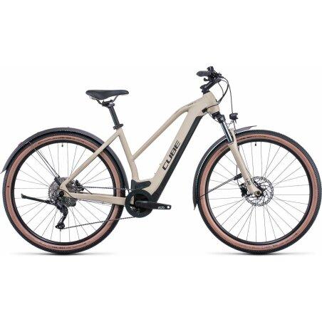 Cube Nuride Hybrid Pro Allroad 625 Wh E-Bike Trapeze...