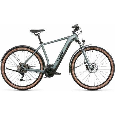 Cube Nuride Hybrid Pro Allroad 625 Wh E-Bike Diamant...