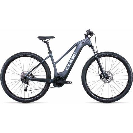 Cube Reaction Hybrid Performance 500 Wh E-Bike Hardtail...